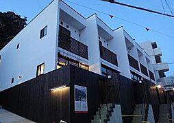 モミジアパートメント[1階]の外観