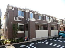 大阪府茨木市耳原1丁目の賃貸アパートの外観