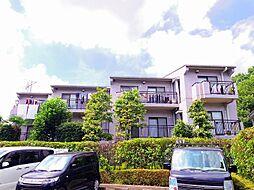 東京都小平市中島町の賃貸マンションの外観