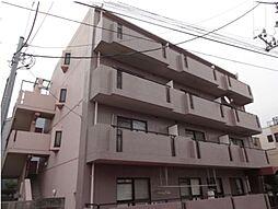 八幡パークマンション[301号室]の外観