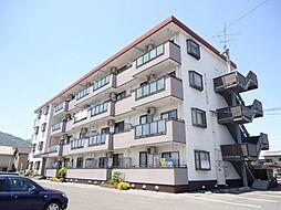広島県福山市川口町4丁目の賃貸マンションの外観