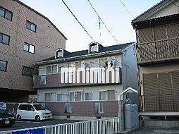 ROOMY HOUSE[2階]の外観