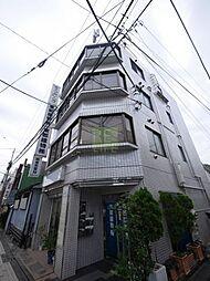 東京都杉並区西荻北4丁目の賃貸マンションの外観