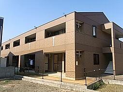 レジデンス城西I棟II棟[2-101号室]の外観