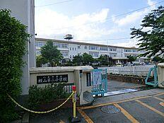 横山第二小学校 530m