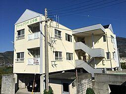 和歌山県有田郡有田川町大字上中島の賃貸マンションの外観
