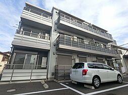 千葉県千葉市若葉区桜木北2丁目の賃貸マンションの外観