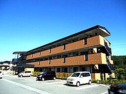 兵庫県神戸市北区有野町二郎の賃貸マンションの外観