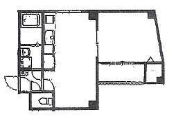 Pear Residence Minato[8階]の間取り