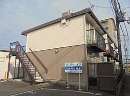 第2岡田ハイツ[1階]の外観
