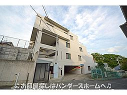 大阪府枚方市星丘3丁目の賃貸マンションの外観