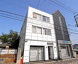 京都府京都市北区小山西元町の賃貸マンションの外観