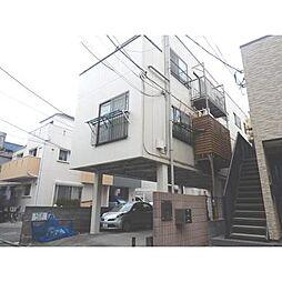 神奈川県横浜市西区霞ケ丘の賃貸マンションの外観