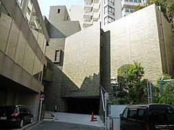 ウィスタリア元麻布[4階]の外観