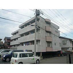 埼玉県深谷市上柴町西4丁目の賃貸マンションの外観