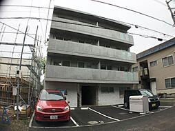 北海道札幌市南区澄川四条4丁目の賃貸マンションの外観
