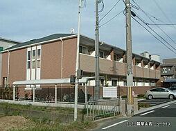 大阪府東大阪市島之内1丁目の賃貸アパートの外観