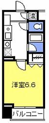 ロイヤルハイツ常盤[209号室号室]の間取り
