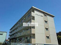 愛知県名古屋市南区元鳴尾町の賃貸マンションの外観
