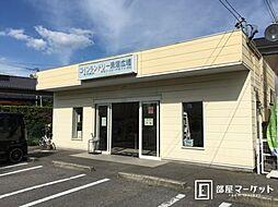 愛知県岡崎市城南町1丁目の賃貸アパートの外観