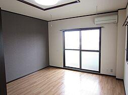 第二ふじみハイツ B棟[2階]の外観