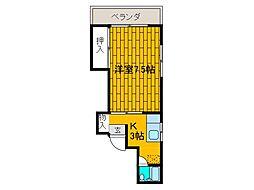 レミションビル[2階]の間取り