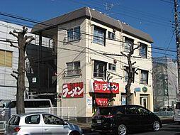 埼玉県さいたま市桜区山久保2丁目の賃貸マンションの外観