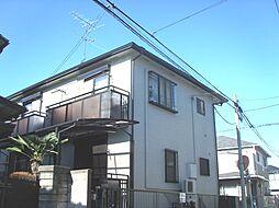 埼玉県さいたま市大宮区桜木町4丁目の賃貸アパートの間取り
