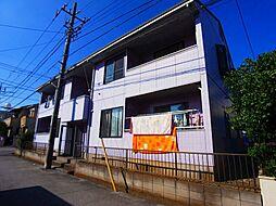 中野ハイツA[1階]の外観