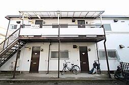 早川コーポII[202号室]の外観