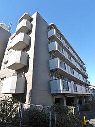 綱島マンション[4階]の外観