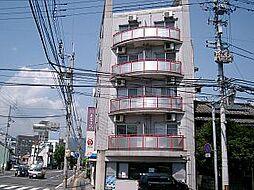 高知県高知市上町2丁目の賃貸マンションの外観