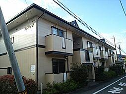 新潟県新潟市中央区女池2丁目の賃貸アパートの外観