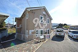 兵庫県神戸市垂水区下畑町字井之谷の賃貸アパートの外観