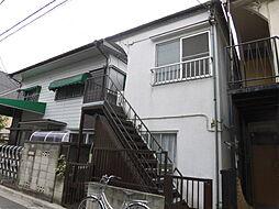 吉田アパート[2階号室]の外観