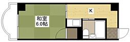 広島県広島市安佐南区伴東7丁目の賃貸マンションの間取り