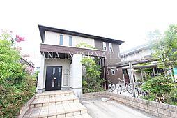 埼玉県八潮市茜町1丁目の賃貸アパートの外観