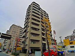 ライオンズマンション梅島第5[12階]の外観
