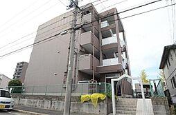 ドミールU[4階]の外観