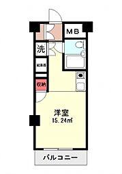 朝日プラザ妙蓮寺[5階]の間取り