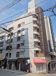 大阪府大阪市中央区船越町2丁目の賃貸マンションの外観