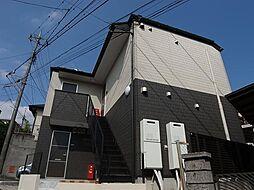千葉県八千代市勝田台南2丁目の賃貸アパートの外観