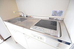 レジデンスカープ名古屋のキッチン