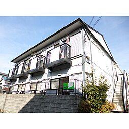 大阪府枚方市出口5丁目の賃貸アパートの外観