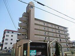 ボラードマンション[5階]の外観