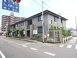 セジュールSAWA[2階]の外観