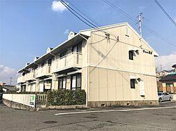福岡県北九州市小倉南区中吉田1丁目の賃貸アパートの外観
