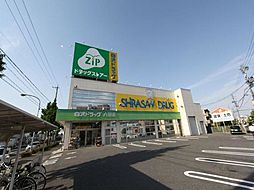 ルーチェ八田駅[1階]の外観