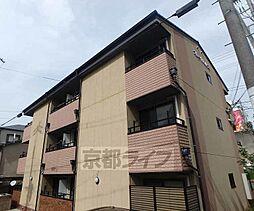 大阪府枚方市宮之阪の賃貸アパートの外観