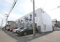 [タウンハウス] 岡山県岡山市北区今7丁目 の賃貸【/】の外観